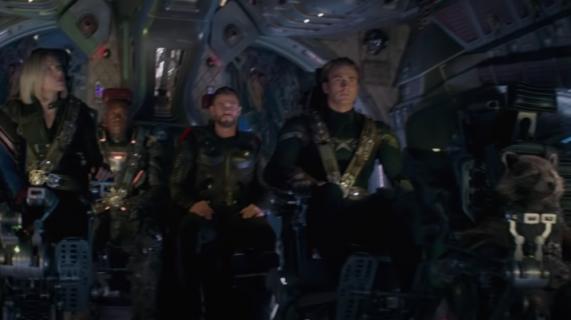 Avengers: Koniec gry - bohaterowie lecą w kosmos w nowym spocie. Jest Kapitan Marvel