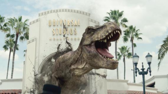 Jurassic World - zwiastun zapowiada atrakcję w parku rozrywki. Mają rozmach