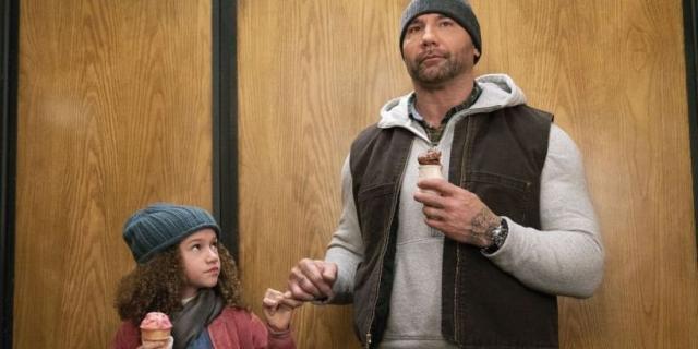 My Spy – Dave Bautista kontra dziecko. Zwiastun komedii