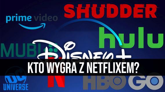 Za dużo platform streamingowych? Kto wygra z Netflixem? || naEKRANACH #136