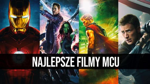 Najlepsze filmy Kinowego Uniwersum Marvela || naEKRANACH #137