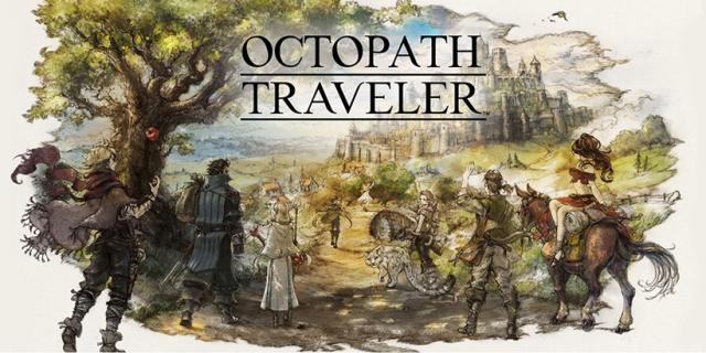 Octopath Traveler na PC już oficjalnie. Jest zwiastun i strona na platformie Steam