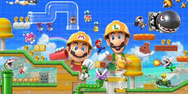 Super Mario Maker 2 - data premiery ujawniona. W grze pojawi się multiplayer?