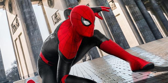 Spider-Man: Daleko od domu - Mysterio i Pajączek na zdjęciu. Nowe informacje