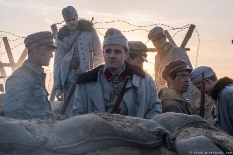 Legiony klapą w polskich kinach? Rozczarowujący wynik w box office