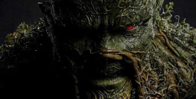 Swamp Thing - grał w filmie Aquaman, pojawi się też w nowym serialu DC