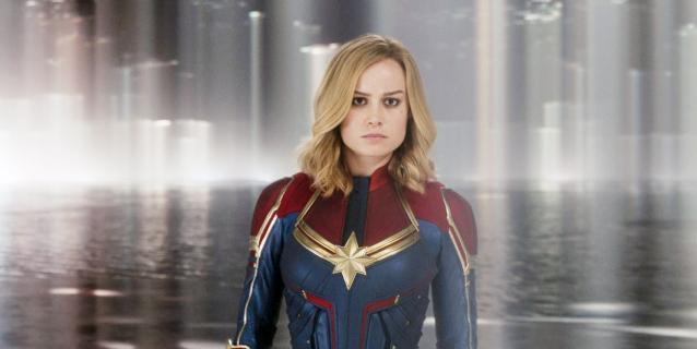 Kapitan Marvel - Carol, Yon-Rogg i dzieci. Zobacz usuniętą scenę z filmu