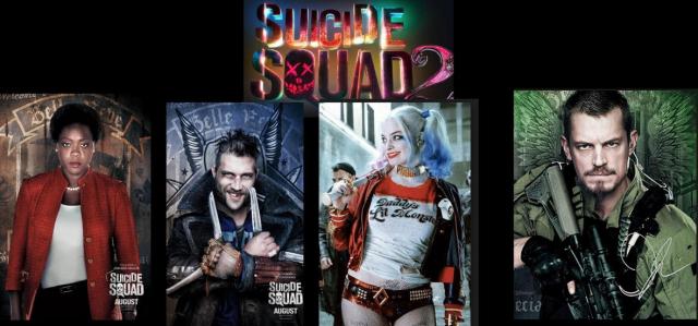 Legion samobójców 2 - Suicide Squad zawalczy z tajemniczą bestią? Poznaj szczegóły