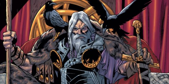 Marvel - Odyn w komiksie został Iron Manem Asgardu. Poznajcie Iron Wszechojca