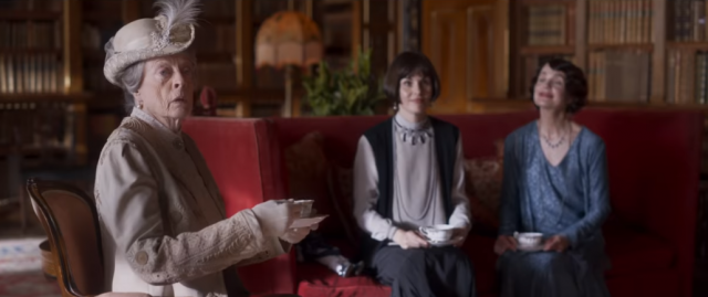 Downton Abbey - bohaterowie na plakatach filmowej wersji serialu