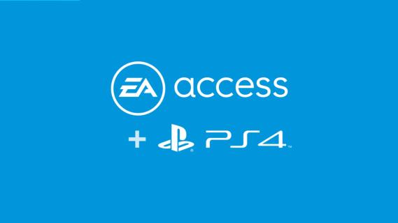 EA Access zmierza na PS4
