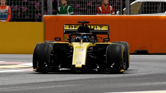 F1 2019 - nowy zwiastun gry wjechał do sieci