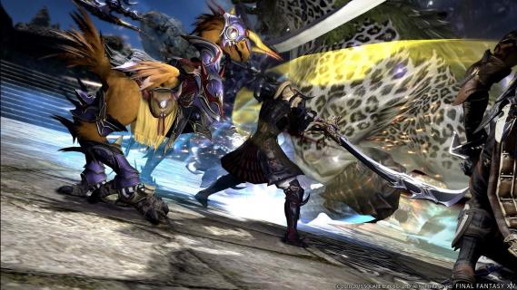 Final Fantasy XIV Online - będzie serial aktorski oparty na grze. Są szczegóły!