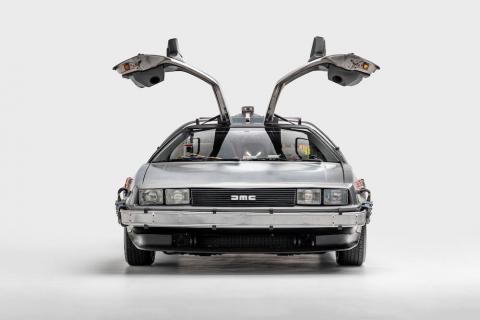 Petersen Automotive Museum w Los Angeles uruchomiło wystawę samochodów z gier i filmów SF
