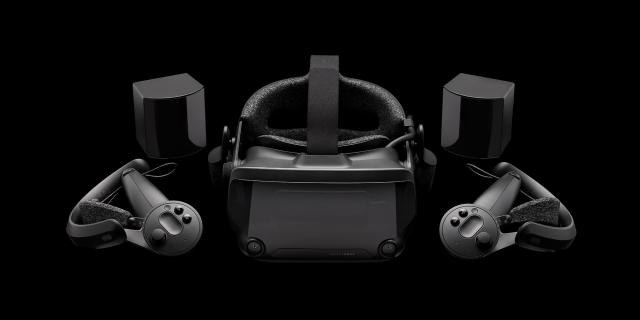 Firma Valve zaprezentowała gogle Index VR