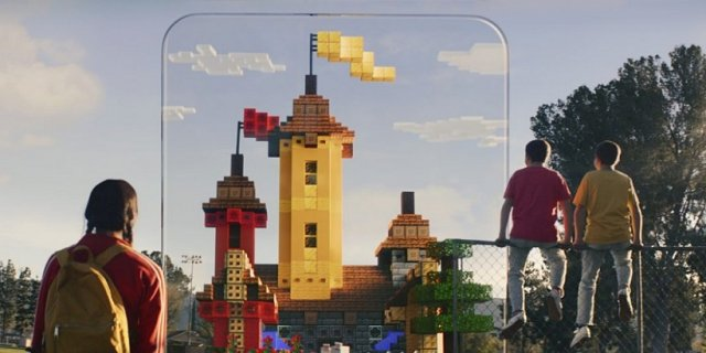 Minecraft przenosi się do rzeczywistości rozszerzonej