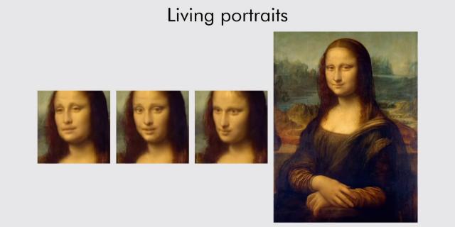 Sztuczna inteligencja ożywi zdjęcia i obrazy mistrzów