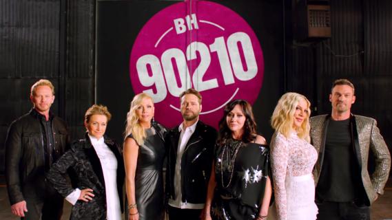 BH90210 - sezon 1, odcinek 1 - recenzja