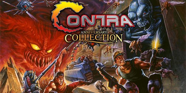 Contra Anniversary Collection - Konami ujawniło gry wchodzące w skład zestawu