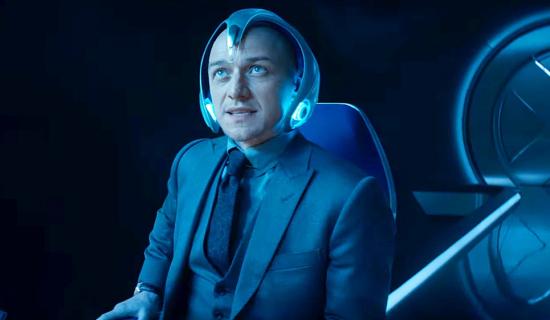 X-Men: Mroczna Phoenix - ciemna strona Xaviera? James McAvoy komentuje