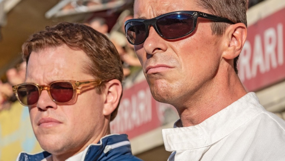 Le Mans '66 - Matt Damon i Christian Bale włączają się do walki o Oscary