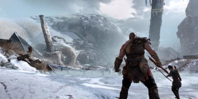 God of War - sprzedano 10 milionów egzemplarzy gry