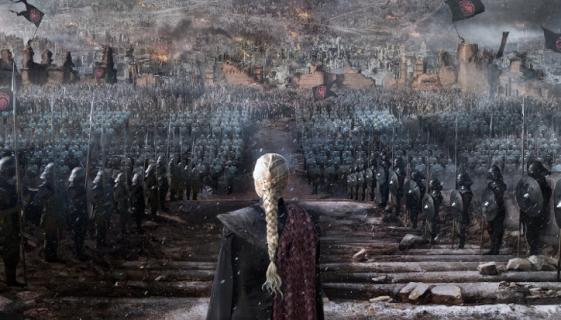 Gra o tron - te szkice koncepcyjne robią większe wrażenie niż 8. sezon?