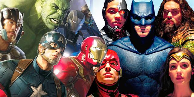 Filmy superbohaterskie po Avengers: Endgame. Czego uczą się MCU i DCEU?