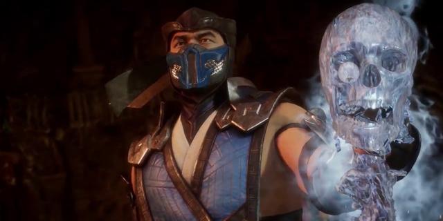 Przemoc w Mortal Kombat 11 niszczy psychikę? Twórca przez grę leczy PTSD