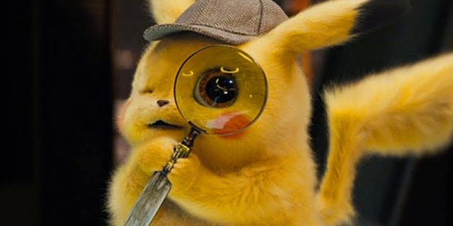 Pokemon GO z wydarzeniem związanym z filmem Pokemon: Detektyw Pikachu