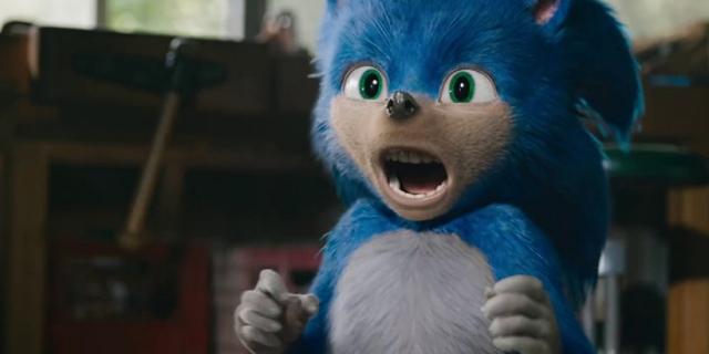Jeż Sonic - tak może wyglądać tytułowy bohater po poprawkach. Jest lepiej?