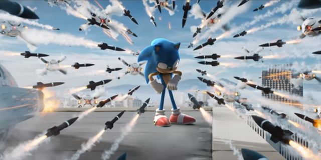 Jeż Sonic z klasycznym wyglądem bohatera. Zobacz zwiastun naprawiony przez fana
