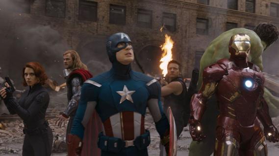 Avengers: Koniec gry - oryginalny skład na nowym zdjęciu zza kulis