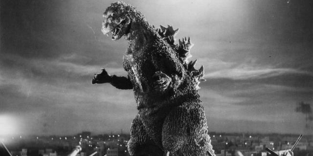 Godzilla - seria artystycznych plakatów przypomina klasyczne filmy z potworem [GALERIA]