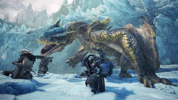 Monster Hunter World: Iceborne z betą. Pre-load już dostepny