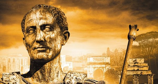 Tron Cezara – recenzja książki