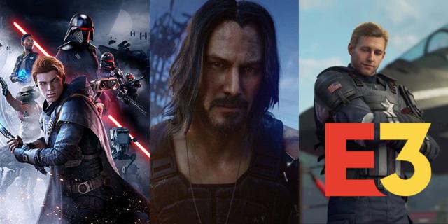 E3 2019: 10 najciekawszych zapowiedzi gier z targów w Los Angeles