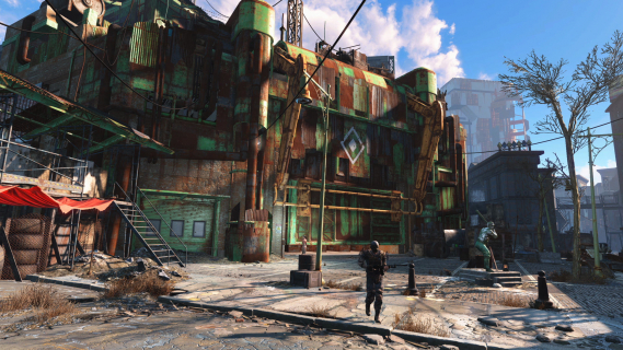 Fallout: New Vegas - koronawirus trafił do gry za sprawą fanowskiego moda