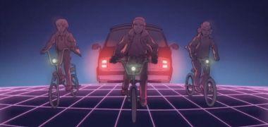 Stranger Things jako anime. Zobacz świetną krótkometrażówkę
