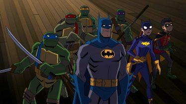 Batman kontra Wojownicze Żółwie Ninja - recenzja filmu