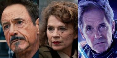 Avengers i inni z MCU jako dziadkowie. Zobacz galerię z FaceApp