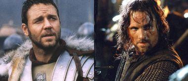 Władca Pierścieni - Russell Crowe mógł zagrać Aragorna. Dlaczego odmówił?