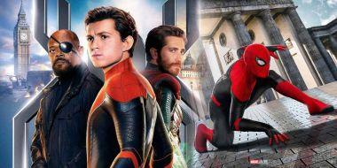 Spider-Man: Daleko od domu psuje linię czasową MCU. Oto dowód