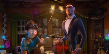 Tajni i fajni - supersekretny nowy zwiastun animacji Foxa