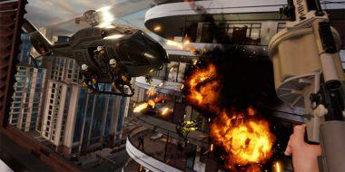 Poczuj się jak bohater kina akcji. Blood & Truth na PS VR otrzymało wersję demo