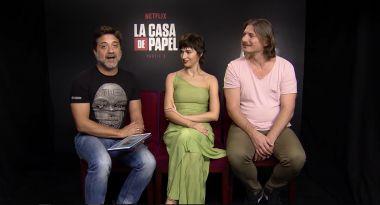 Dom z papieru - aktorzy zgadują znaczenie polskich słów
