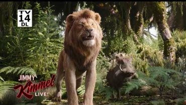Król lew - fragment filmu. Tak śpiewają Hakuna Matata