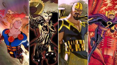 The Eternals - rodzina twórcy postaci wydała oświadczenie. Odniesienia do MCU i DC