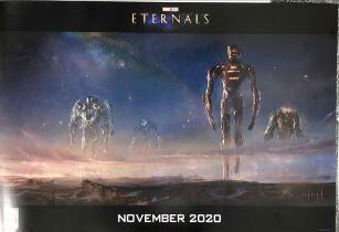 The Eternals wiedzą o Avengers? Nowe informacje i opis fragmentu filmu MCU