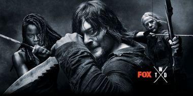 The Walking Dead - teaser 10. sezonu zapowiada wojnę z Szeptaczami